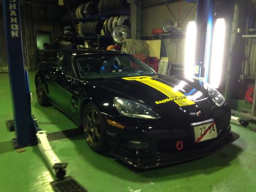 Corvette Z06, アドバンスオート