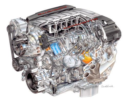 2014 Corvette C7 LT1 V8