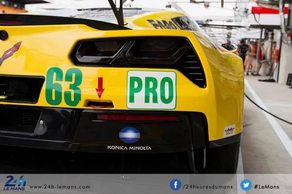 24h Le Mans 2015 : Corvette Racing