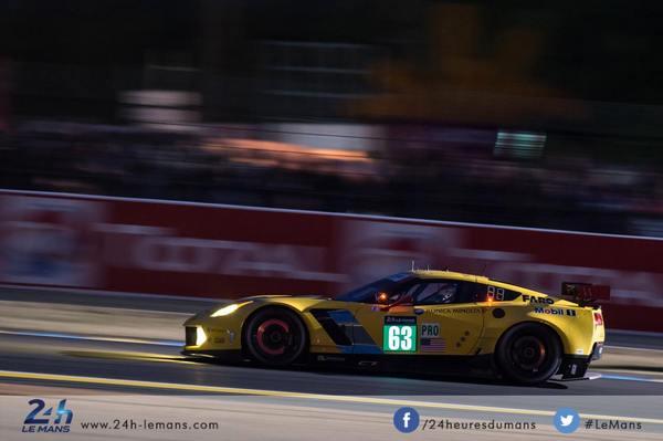 24h Le Mans 2015 : Corvette Racing
