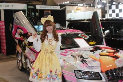 東京オートサロン 2012