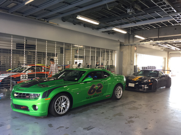Camaro & Corvette Z06
