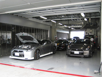 NordRing R35 GT-R