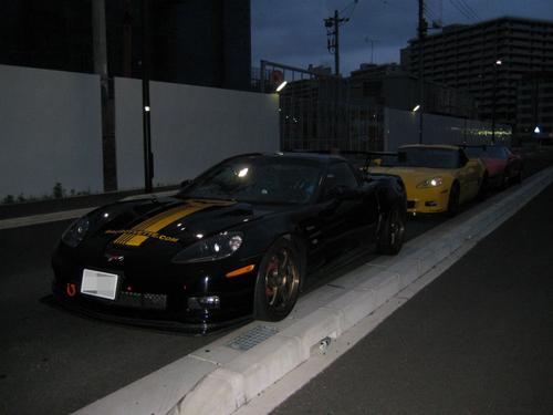 AM5:00 横須賀