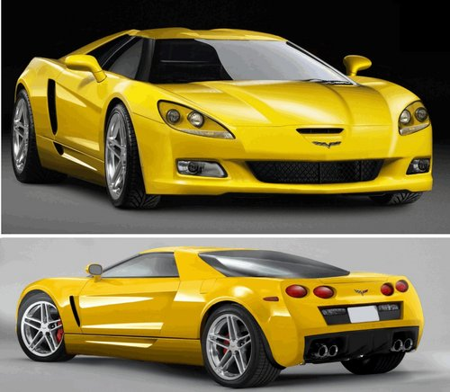 Corvette C7?
